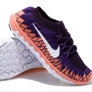Nike free 3.0 flyknit concord 636231-500